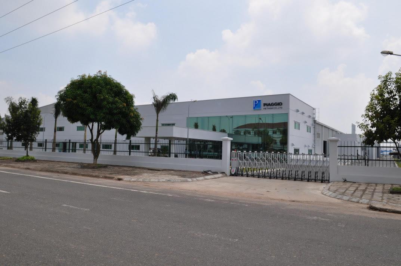 Công ty Piaggio Việt Nam - Vĩnh Phúc - Công Ty CP Dịch Vụ Bảo Vệ Chuyên Nghiệp An Ninh Miền Bắc
